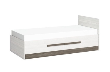Детская кровать ML Meble Blanco 16, 204x100 см