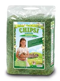 "MAZO DZĪVNIEKU SIENS ""Chipsi Sunshine"" 1 kg"