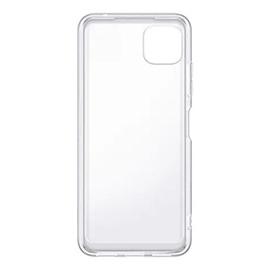 Чехол Samsung Galaxy A22 5G Soft Clear, прозрачный