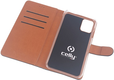 Celly Wally Book Case For Apple iPhone 11 Pro Max Black