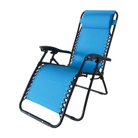 SN Garden Chair Blue NHL3007-1