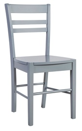 Ēdamistabas krēsls Home4you Take Away Gray 10506, 1 gab.