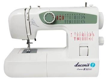 Швейная машина Lucznik Ewa II, электомеханическая швейная машина