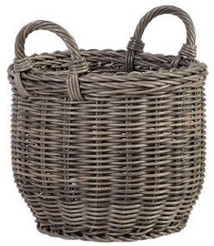Home4you Basket Wicker H34cm