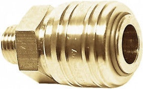 Metabo Quick Connection Coupling Euro 9mm