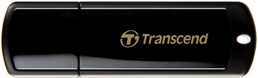 USB atmiņas kartes Transcend Jet Flash 350 Black, USB 2.0, 16 GB