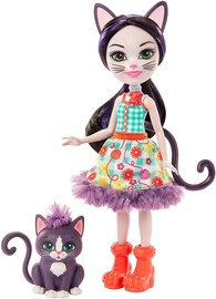 Lelle Mattel Enchantimals Ciesta Cat & Climber GJX40