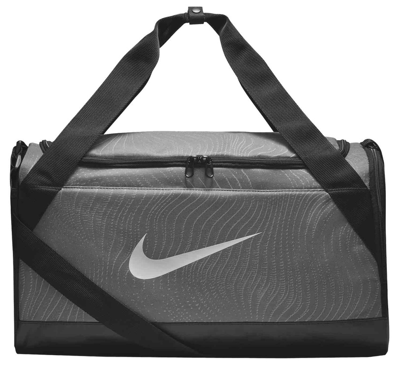 Nike Brasilia Graphic Training Duffel Bag Small BA5433-013