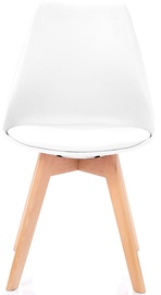 Homede Tempa Chairs 4pcs White