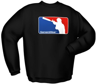 GamersWear Counter Sweater Black M