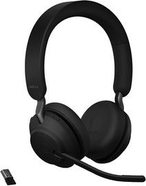 Беспроводные наушники Jabra Evolve2 65 Link380a MS Stereo, черный