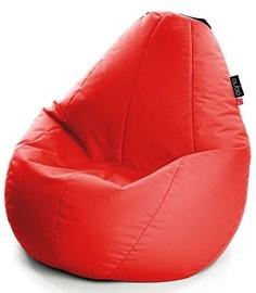 Sēžammaiss Qubo Comfort 90, sarkana, 200 l