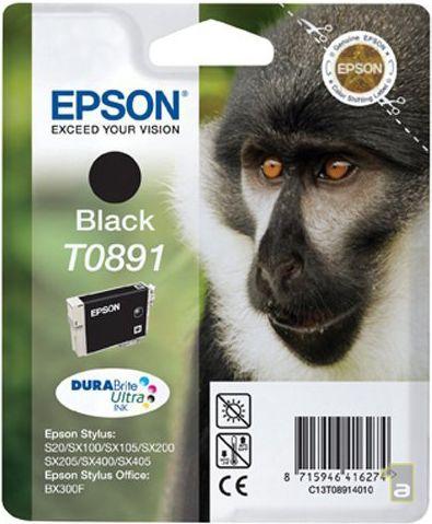 Epson INK C13T08914010 BLACK