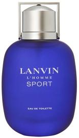 Туалетная вода Lanvin L Homme Sport 100ml EDT