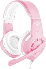 Игровые наушники Trust GXT 310 Pink