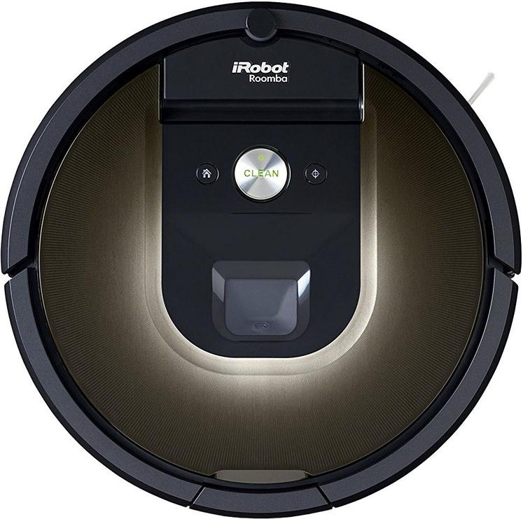 Putekļsūcējs - robots iRobot Roomba 980 Black