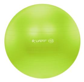 Гимнастический мяч Lifefit Exercise Ball 55cm Green