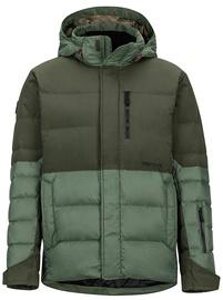 Marmot Mens Shadow Jacket Crocodile/Rosin Green L