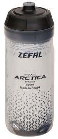 Zefal Artica 55 Drink Bottle Silver/Black 550ml