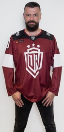 Dinamo Rīga Hockey Fan Shirt Indrašis L