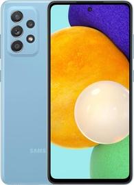 Mobilais telefons Samsung Galaxy A52 5G, zila, 6GB/128GB