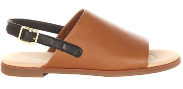 Clarks 26131939 Bay Jasmine Tan Leather 41