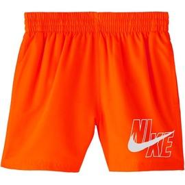 Peldbikses Nike Logo Solid Lap Junior NESSA771 822 Orange S