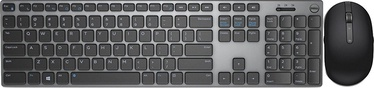 DELL KM717 Wireless Keyboard ENG/RUS Grey