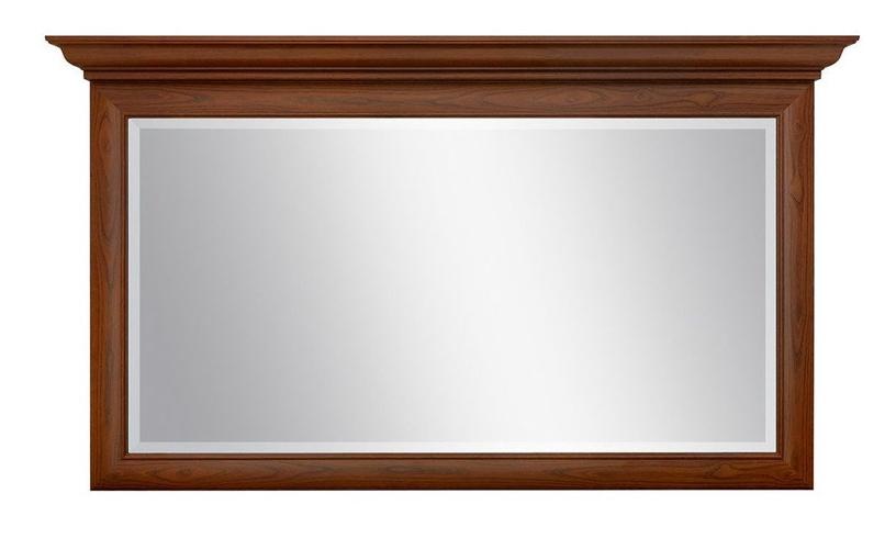 Spogulis Black Red White Kent Chesnut, stiprināms, 154.5x88 cm