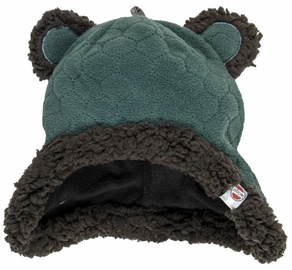 Lodger Baby Fleece Hatter BotAnimal Sage 3-6