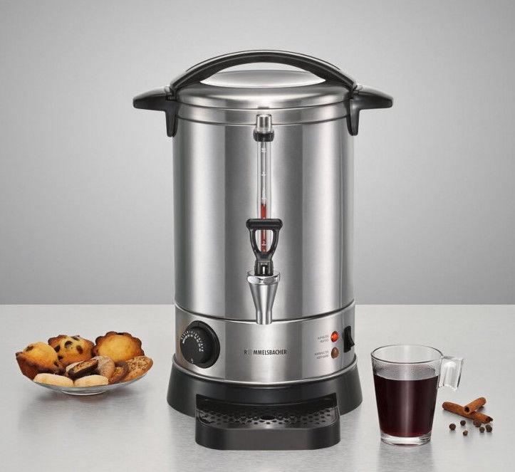 Rommelsbacher Hot Beverage Dispenser GA 1000 Inox