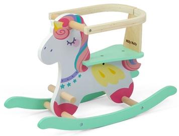 Milly Mally Lucky 12 Rocking Horse Unicorn