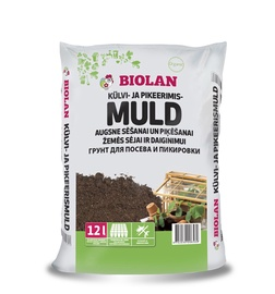 Biolan Substrate For Seeding 12l