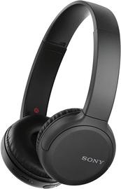 Наушники Sony WH-CH510 Black, беспроводные