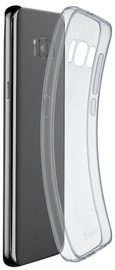 Cellular Line Fine Back Case For Samsung Galaxy S8 Plus Transparent