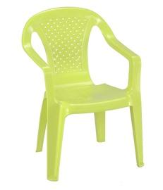 Bērnu krēsls Progarden Camelia 46225, zaļa, 560x540x800 mm