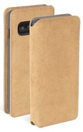 Krusell Broby Slim Wallet Case For Samsung Galaxy S10 Brown