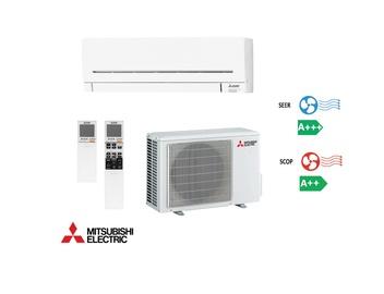 Gaisa kondicionieris Mitsubishi MSZ/MUZ-AP35VG, 3.5 kW / 4 kW, 4000 W