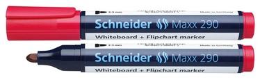 Baltās tāfeles marķieris Schneider Whiteboard And Flipchart Marker Maxx Red 290