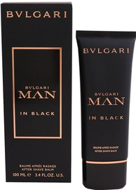 Pēcskūšanās balzams Bvlgari Man In Black, 100 ml