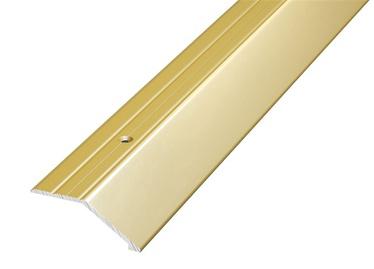 Leņķa līste Parket C3 1.8m, zelta