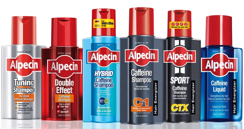 Alpecin Active A1 Shampoo 250ml