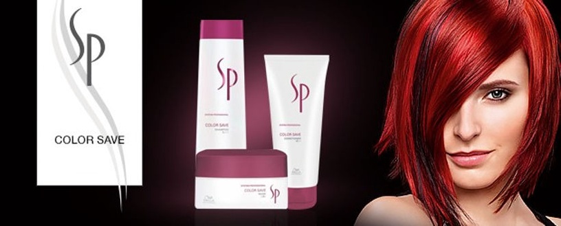 Шампунь Wella SP Color Save, 250 мл