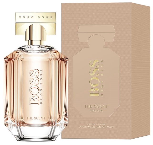 Smaržas Hugo Boss The Scent for Her 50ml EDP