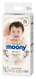 Moony Natural Diapers L 38