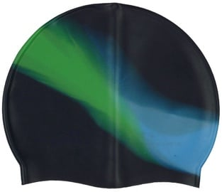 Crowell Rainbow MC002 Black Green Light Blue