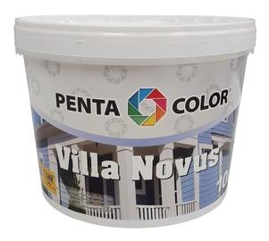 Krāsa fasādēm Pentacolor Villa Novus, 10 l, zaļa