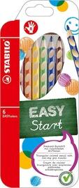 Stabilo Easy Colors Pencils 6pcs