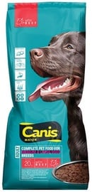 Canis Dog Food With Beef 10kg