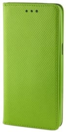 Mocco Smart Magnet Book Case For Xiaomi Redmi Note 4/4X Green